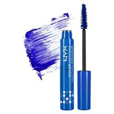 NYX Color Mascara, Blue, 0.32 Oz