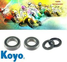 Genuine Koyo Yamaha XT660X  Front Wheel Bearing & Seals 2004 - 2016