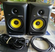 More details for krk rokit rp5 g3 pair with trs cables