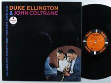 DUKE ELLINGTON & JOHN COLTRANE Self Titled IMPULSE MCA-39103 LP VG+/VG++ reissue
