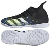 Chaussures de football Adidas Predator Freak.3 In Jr FY0614 noir multicolore