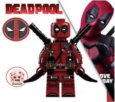 New Marvel Deadpool Mini Building Block Usa Seller
