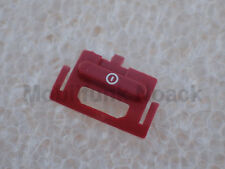Original Nokia 6300 Power Key | Ein- & Ausschalter | On Off Button Rot Red NEU