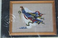 Lavender & Lace Counted Cross Stitch Chart Pattern The Second Angel of Freedom