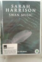 Swan Music: Sarah Harrison: Unabridged Cassette Narr Julie Maisey