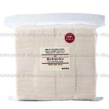 Premium Muji Japanese Cotton 100% Unbleached Organic - 180 PADS - BEST Vape Wick