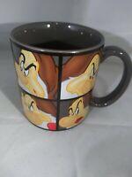Disney Store Exclusive 10 Faces of Grumpy Mug Grey Coffee Cup 20oz Snow White