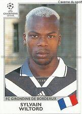 N°272 WILTORD GIRONDINS BORDEAUX UEFA CHAMPIONS LEAGUE 1999/2000 STICKER PANINI