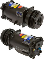 New Compressor And Clutch 20-10406 Omega Environmental