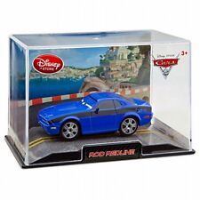 Disney Store Cars 2 Die Cast Collector Case Rod Torque Redline 1:43 Scale NEW