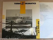 TURBO HY DRAMATICS - High Mass On The High Frontier  LP