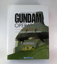 TOY BOOK COLLECTION GUNDAM OPERATION MS-14 GELGOOG FIGURE & DIORAMA & BOOK *