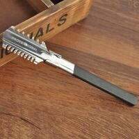 Salon Cutting Thinning Hair Hairdressing Styling Shaping Razor Barber Tool New