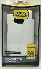 OtterBox 77-38945 Commuter Case for HTC One M8 , White