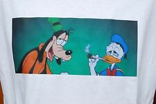 GRAPHIC retro art vintage Mens Cotton T Shirt ,XTRA GOOFY , S,M,L ,XL