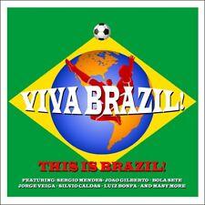 Viva Brazil! - This Is Brazil! 3CD NEW/SEALED