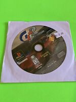 🔥 SONY PS1 PlayStation One PSX 💯 WORKING GAME  Discs Only GRAN TURISMO 2