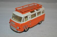 Corgi Toys 508 Commer bus in repainted condition