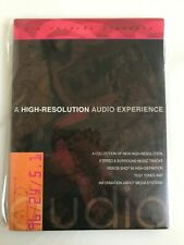 A High Resolution Audio Experience (DVD Audio and Video HD Surround)