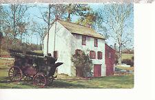 Carriage  Office & Store  Hopewell Village  near Birdsboro    PA  Postcard 81616