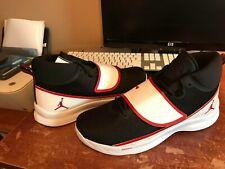 719698e6b5fd Nike Jordan Super Fly 5 PO Basketball Shoes Sz 13 Black Red White 881571-001