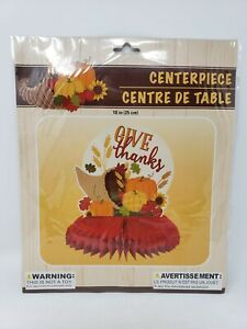 Give Thanks Thanksgiving Centerpiece - New