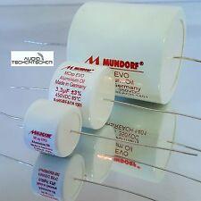 Mundorf MCap Evo Aluminium Öl Kondensator 5,60 µF