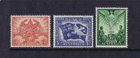 Australian Pre-Decimal Stamps 1946 Peace and Victory Set 3 MNH