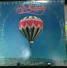 AIR SUPPLY The One That You Love Album Released 1981 Vinyl/Record Collection USA