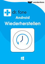 Wondershare Dr.Fone Android WIN Datenrettung dt.Vollvers.lifetime Download 48,99