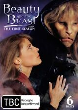 Beauty And The Beast : Season 1 (DVD, 2009, 6-Disc Set) SEALED, ALL REGIONS
