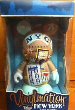 "NYC Bridges 9"" Vinylmation Times Square Disney Store IN HAND"