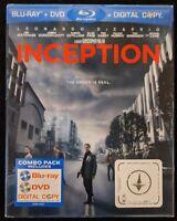 Inception (Blu-ray Disc, 2010) Leonardo DiCaprio BRAND NEW