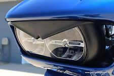 2015-present Mean Mug Bezel For Rushmore Road glides Headlight Mod