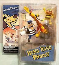 McFarlane Toys Hanna Barbera Hong Kong Phooey Action Figure package damage