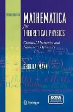 Mathematica in Theoretical Physics: Classical Mechanics and Nonlinear Dynamic...