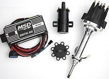 Dodge Mopar 413-440 426 Hemi MSD Ignition 6AL Box Pro Billet Distributor & Coil