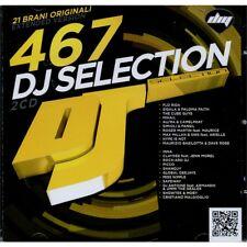 DJ SELECTION 467 extended version 2CD unmixed per DJ originale CELLOPHANATO