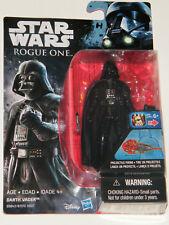 Dark Vador Star Wars Rogue One Figure Removable Cape & Lightsaber NEW UNOPENED