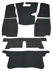 Car Carpet Underfelt Kit For Sound Proofing (Fits MG MGB GT 1968 - 1980)