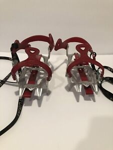 STUBAI Ultralight Universal 10 Point Crampons