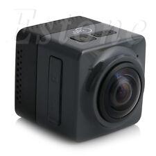 Cube 360° Panorama Camera Mini Sports Video Camera WiFi H.264 1280*1042 28fps