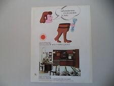 advertising Pubblicità 1973 GOLETTA70 GOLETTA 70 - PRAVISDOMINI PORDENONE