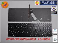 TECLADO ESPAÑOL PORTATIL ACER ASPIRE V NITRO VN7-571G-76VX  RETROILUMINADO TEC50