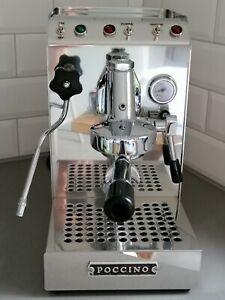 Espressomaschine POCCINO - SPIRITO - Siebträger