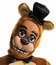 Five Nights At Freddy''s Freddy Child 3/4 Latex Mask Halloween Rubies
