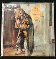 JETHRO TULL - AQUALUNG JAPAN MINI LP CD