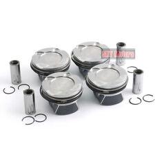 Pistons & Rings Set STD Φ84mm / CR 10:1 For 2.0T BMW N20B20A 328i 428i X1 X3 F30