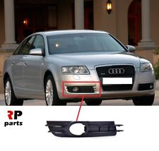 FOR AUDI A6 C6 GASOLINE 04-08 FRONT BUMPER GRILL FOG LIGHT GRILLE RIGHT O/S