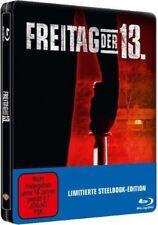 FREITAG, DER 13. (Betsy Palmer, Adrienne King) Blu-ray Disc, Steelbook NEU+OVP